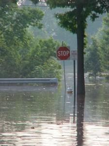 Flooding Photo Mobile, Ala